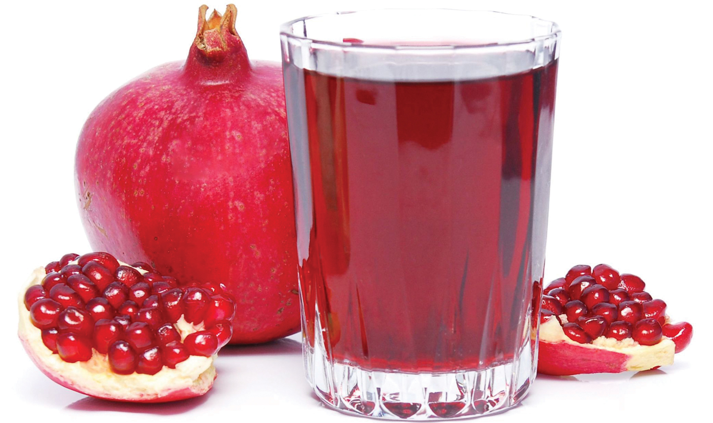Pomegranate fights prostate cancer