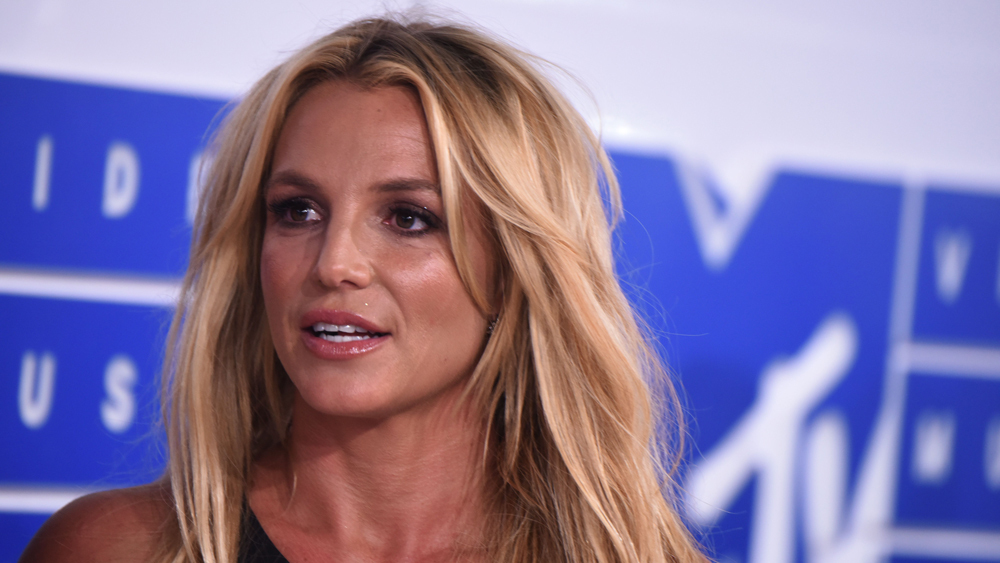 Britney Spears credits yoga for her 'strength'