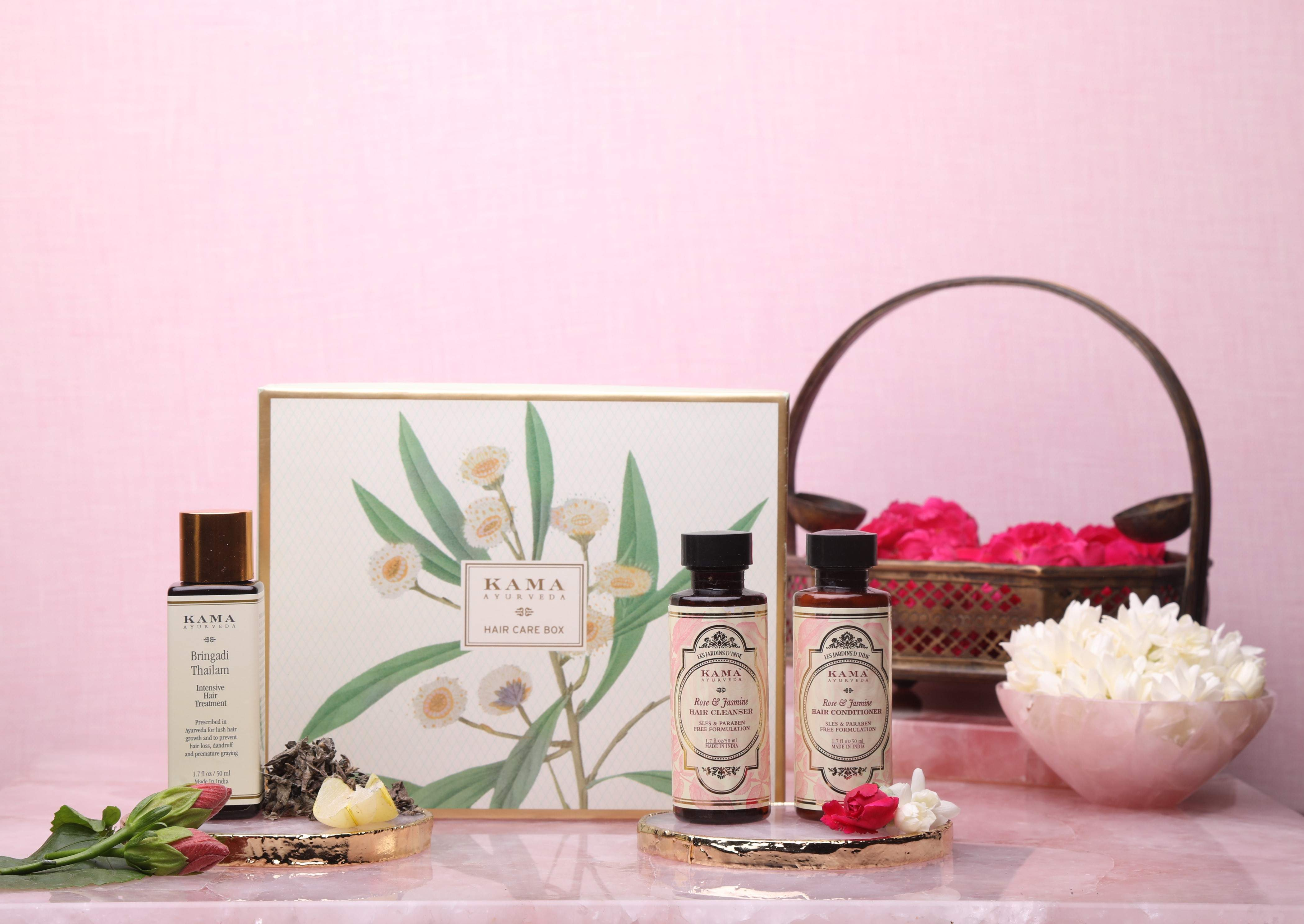 'Beauty Rituals' for the monsoon from Kama Ayurveda