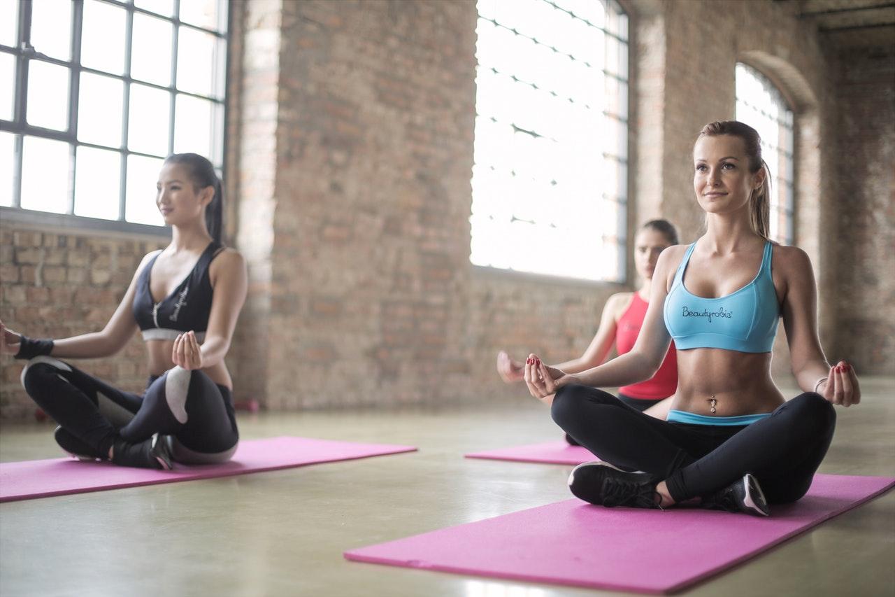 Harvard exhorts students to fight 'coronavirus anxiety' with yoga